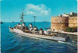 NAVE CENTAURO _ D 571 / F 554  /  In Navigazione - Guerra