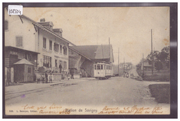 DISTRICT DE LAVAUX - SAVIGNY - STATION DU TRAMWAY - TB - VD Vaud
