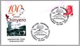 100 Años VOLCAN CHINYERO - 100 Years Volcano. Santiago Del Teide, Canarias, 2009 - Volcanes