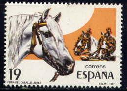 ESPAGNE - 2516** - GRANDES FÊTES POPULAIRES ESPAGNOLES - 1931-Aujourd'hui: II. République - ....Juan Carlos I