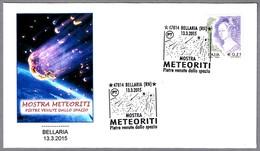 Exposicion De METEORITOS - Exposition Of METEORITES. Bellaria, Rimini, 2015 - Geología