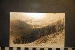 CP, Amerique, CANADA  Cameron Lake Waterton Park ALTA - Alberta