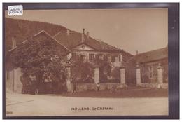 DISTRICT D'AUBONNE - MOLLENS - LE CHATEAU - TB - VD Vaud
