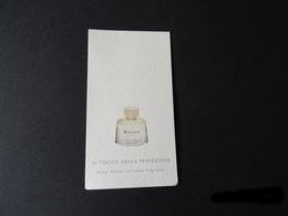 """Carte Parfumée """"KITON."""" Donna - Cartes Parfumées"""