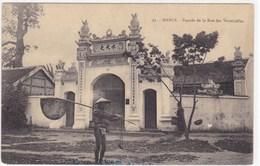 Asie - Hanoï - Pagode De La Rue Des Vermicelles - Viêt-Nam
