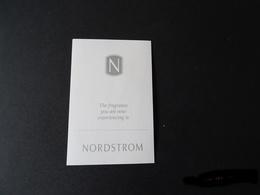 """Carte Parfumée """"NORDSTROM"""" - Cartes Parfumées"""