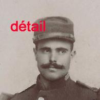 CDV Clairon-photo L. Aillaud à Albi - Oorlog, Militair