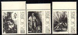 XP4025 - ALBANIA 1988 , Yvert Serie N. 2169J/2169L  *** - Albania