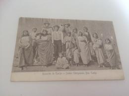 BL - 1200 - Recuerdo De Tarija - Indios Chiriguanos - Bolivia