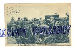 Camp D'Elsenborn Kamp. Exercices De Tir. Schietoefening. Edit. Marx & Niessen - Elsenborn (camp)