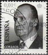 Spain 2002 - King Juan Carlos ( Mi 3704A - YT 3424 ) Perf. 13¾ X 14 - 1931-Today: 2nd Rep - ... Juan Carlos I
