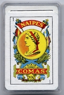 COLLECTOR Mini Jeu De Cartes- Playing Cards - Format 5 X 3 Cm - Cartes à Jouer
