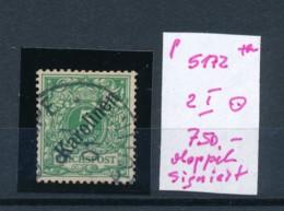 Karolinen  Nr. 2 I Signiert   (p5172  ) Siehe Scan - Colonie: Carolines