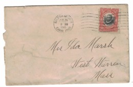 Panama Canal Zone Canceled 1915 Balboa Heights - Stamps