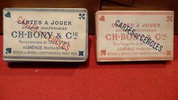 CARTES A JOUER ANCIENNES . ILLUSTRATEUR. JEU DE CARTES. JEUX DE CARTES. - Cartes