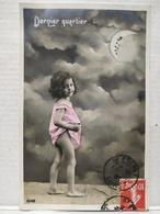 Enfant. Lune. Dernier Quartier - Portraits