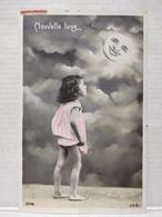 Enfant. Lune. Nouvelle Lune - Portraits