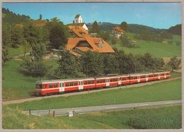 Bern - Worblaufen - Bollingen - Worb Dorf Be 4/8 Bei Vechigen - Trains