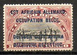AFRIQUE - RUANDA-URUNDI - (Occupation Belge) - 1916 - N° 32 - 40 C. Brun Carminé - (Timbre Du Congo Belge De 1916) - 1916-22: Mint/hinged