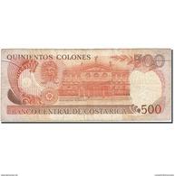BILLETE DE COSTA RICA DE 500 COLONES AÑO 1994 SERIE D - Costa Rica