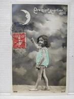 Enfant. Lune. Premier Quartier - Portraits