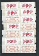 Singapore - ATM/ Frama Stamps. Automatenmarken. Mint. H-1505 - Singapore (1959-...)