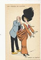 Mouton Les Femmes En Paniers  Homme Trompé Vieux Cocu   GH Paris Serie 71 - Illustrateurs & Photographes