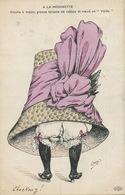 Orens  A La Modinette Femme En Culotte Shocking ELD - Orens