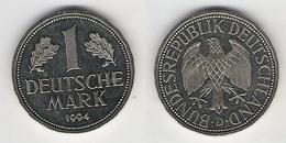 BRD  1DM 1994 D Bfr - [ 7] 1949-… : FRG - Fed. Rep. Germany
