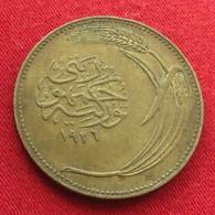 Turkey 10 Kurus 1926 KM# 836  Turquia Turquie Turchia Turkije - Turquie