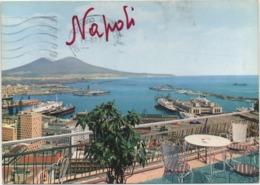 Napoli: Ambassador's Palace Hotel. Viaggiata 1968 - Alberghi & Ristoranti