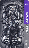 SWITZERLAND - Help Africa, Medecins Sans Frontieres, Telesonique Prepaid Card CHF10, Used - Schweiz
