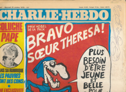 CHARLIE-HEBDO, N° 467, 24/10/1979, 24 Pages, Reiser, Cabu, Carali, Coluche... (Complet) - Zeitungen