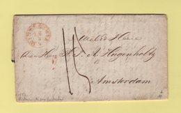 Pays Bas - Winterswijk Destination Amsterdam - 1852 - Netherlands