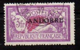 ANDORRE -3 F. Merson D'oblitérés - Andorre Français