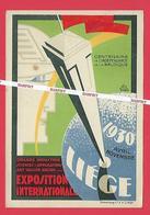 EXPOSITION INTERNATIONALE DE LIEGE 1930  -  La Flèche - Luik