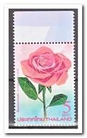 Thailand 2017, Postfris MNH, Symbol Of Love, Flowers, Roses - Thailand