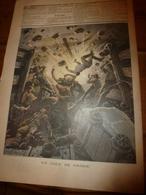 1892 LE PETIT JOURNAL:Terrible Grisou à Anderlues;Phare Des Sanguinaires;Troupigny à Montrouge,peintre D'écrevisses;etc - Newspapers