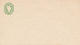 Lombardei Und Venetien - 3 Soldi Franz-Joseph Envelop - ND 1884 - Postwaardestukken