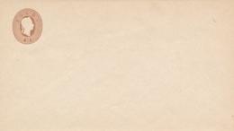 Lombardei Und Venetien - 10 Soldi Franz-Joseph Envelop - ND 1884 - Postwaardestukken
