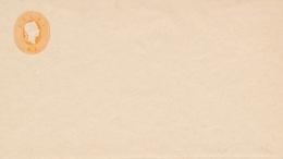 Lombardei Und Venetien - 20 Soldi Franz-Joseph Envelop - ND 1884 - Postwaardestukken