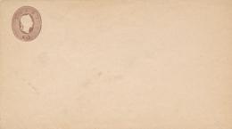 Lombardei Und Venetien - 25 Soldi Franz-Joseph Envelop - ND 1884 - Postwaardestukken