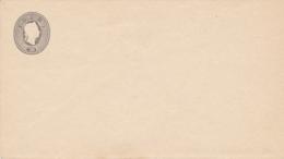 Lombardei Und Venetien - 30 Soldi Franz-Joseph Envelop - ND 1884 - Postwaardestukken