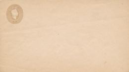 Lombardei Und Venetien - 35 Soldi Franz-Joseph Envelop - ND 1884 - Postwaardestukken