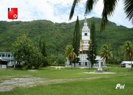 Wallis And Futuna Poi Cathedral - Wallis-Et-Futuna