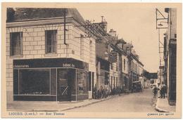 LIGUEIL - Rue Thomas - Francia