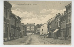 BELGIQUE - SOUMAGNE - Rue De L'Eglise - Soumagne