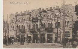 CPA  LUCK D - BOLSCHEWIKIHAU  - ANIMEE - - Oekraïne