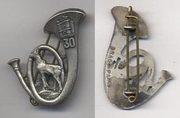 30° Bataillon De Chasseurs à Pied (Château) - DRAGO PARIS - Army