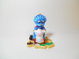 Planet Crea Dino Family - Kinder & Diddl